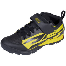 Mavic Deemax Pro Shoes yellow/black